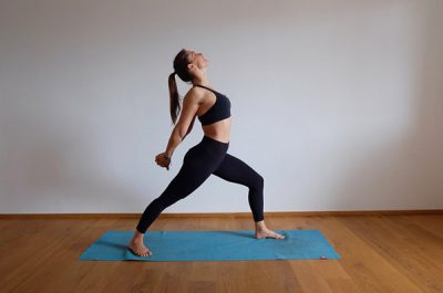 Yoga for Happy Hearts and a Good Mood Sequence